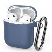 AhaStyle 苹果 Airpods 蓝牙耳机保护套及相关配件分享