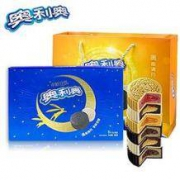OREO 奥利奥 中秋月饼礼盒装 480g