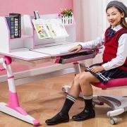 easy life 生活诚品 ME353P (配AU304) 儿童学习桌椅套装 *5件 +凑单品