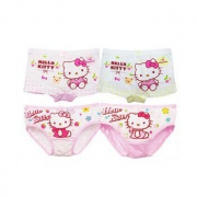 Hello Kitty 凯蒂猫  儿童内裤 4条装 *2件