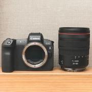 Canon 佳能 EOS R 抢先体验,同时体验 RF 24-105mm f/4L IS USM 及多颗镜头