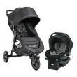Baby Jogger City Mini GT 单手秒收避震婴儿推车 + 婴儿汽车提篮套装429.99美元约¥2948