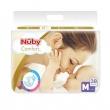 Nuby 努比 婴儿纸尿裤 S48片/M38片/L30片/XL24片 *6件200.5元包邮(合33.42元/件)