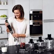 Braun 博朗 MQ745 多功能电动家用料理机