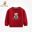 Classic Teddy 精典泰迪 儿童圆领卫衣 *3件138元包邮(合46元/件)