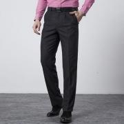 HODO 红豆 男士羊毛混纺西裤 *2件99元包邮(合49.5元/件)