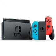 Nintendo  任天堂 Switch NS 掌机游戏机日版 红蓝手柄