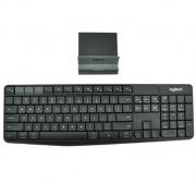 Logitech 罗技 K375S 多设备无线蓝牙键盘开箱