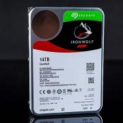 Seagate 希捷 IronWolf 14TB 机械硬盘入手实测
