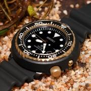 Seiko 精工 Prospex SNE498P1 专业运动潜水表体验分享
