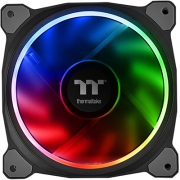Thermaltake 曜越 Riing 12 LED RGB水冷排风扇开箱