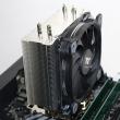 Thermaltake Silent 12 蓝色导光圈 CPU散热器开箱分享