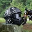 TORC T-50 美式摩托车安全头盔开箱 复古与新潮的结合