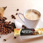 Nestle雀巢 丝绒白咖啡 540g条装 送咖啡杯+勺子