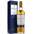 MACALLAN 麦卡伦 12年 蓝钻 单一麦芽苏格兰威士忌 700ml *2件538元包邮(需用券)