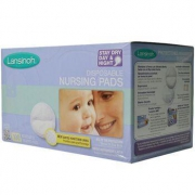 Lansinoh 兰思诺 超薄透气防溢乳垫 100片装 *2件 +凑单品