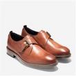 COLE HAAN 可汗  Kennedy Single Monk II男士休闲皮鞋2.3折价$69.99,转运到手约570元