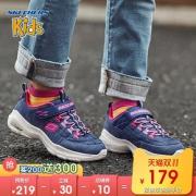 双11预售# Skechers斯凯奇 女亲子熊猫休闲鞋