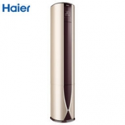 Haier 海尔 KFR-72LW/07UDP21AU1 3匹 冷暖变频 圆柱式空调