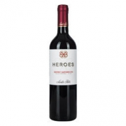 Santa Rita 圣丽塔 英雄系列 赤霞珠干红葡萄酒 2016 750ml *11件