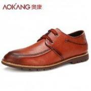AOKANG 奥康 165118896 男士商务休闲鞋197.1元包邮(需用券)