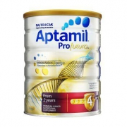 Aptamil 爱他美 白金版 婴儿奶粉 4段 900g156.82含税包邮(需用券)