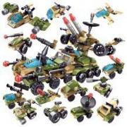 Baby's 1st 军事特战队积木玩具 227颗粒