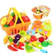 beiens 贝恩施 切水果益智玩具 17件套 *3件