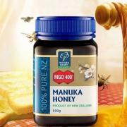 Manuka Health 蜜纽康 MGO 400+ 纯天然活性麦芦卡蜂蜜 500g