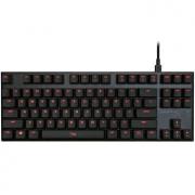 Kingston 金士顿 HyperX 阿洛伊 专业版 红色背光87键机械键盘 (Cherry红轴)