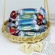 俄罗斯进口 slavyanka 酸奶威化糖果500g*2新低19.9元包邮(需领券)
