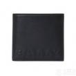 Bally 巴利 Brasai Bold 男士牛皮压印Logo对折短款钱包 两色639元包邮包税(需领券)