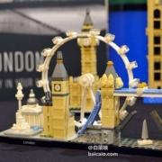 LEGO 乐高 建筑系列 21034 伦敦街景