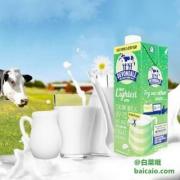 澳大利亚进口 Devondale 德运 脱脂牛奶 1L*10瓶*4件 235.76元含税包邮58.94元/件(满299-100元)