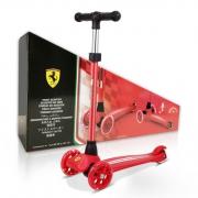 Ferrari 法拉利 儿童滑板车3轮溜溜车 2色
