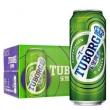 TUBORG 乐堡 啤酒 500ml*12听49元