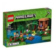 LEGO 乐高 我的世界系列 21133 女巫小屋