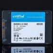 Micron 镁光 Crucial BX500 SATA 480GB SSD 实测