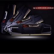 芝奇 G.Skill Ripjaws V系列 DDR4 3200频率 16G 台式机内存条