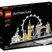 LEGO 乐高 Architecture 建筑系列 21034 伦敦街景 *2件