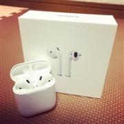Apple 苹果 Airpods 蓝牙无线耳机 MMEF2AM/A
