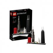 LEGO 乐高 Architecture 建筑系列 21033 芝加哥