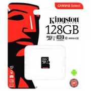 Kingston 金士顿 Class10 UHS-I MicroSD(TF)储存卡 128GB