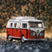 Prime会员专享镇店之宝,LEGO 乐高 10220 Volkswagen T1露营车