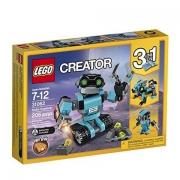 LEGO 乐高 创意三合一系列 31062 机器人冒险家  +凑单品