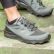 Salomon 萨洛蒙 OUTline GTX 户外登山鞋实穿分享