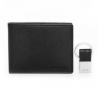 Calvin Klein 卡尔文克莱 79080BLK 男士对折钱包198元包邮