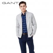 GANT 甘特 85252 男士立领针织开衫毛衣