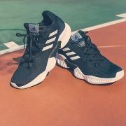 Adidas 阿迪达斯 PRO BOUNCE 篮球鞋实战分享