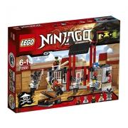 LEGO 乐高 Ninjago 系列 忍者监狱大乱斗 70591